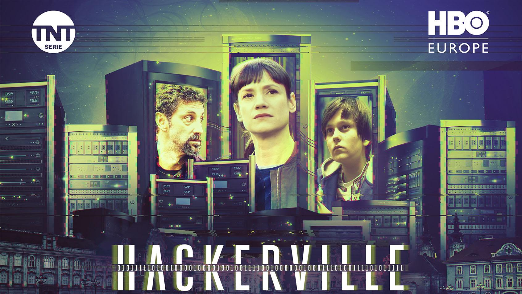 Hackerville - KeyArt