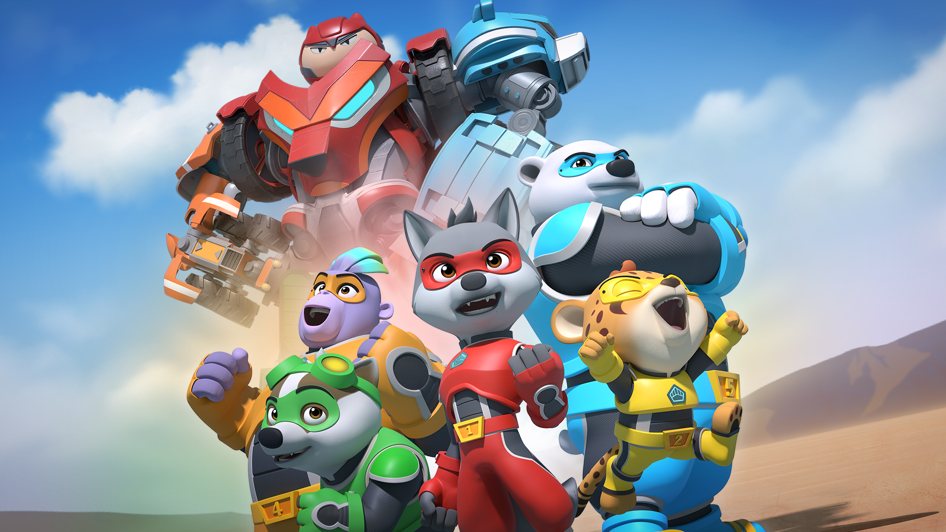 Kingdom Force – A New Force To Be Reckoned With, Coming To Boomerang! | Pressroom