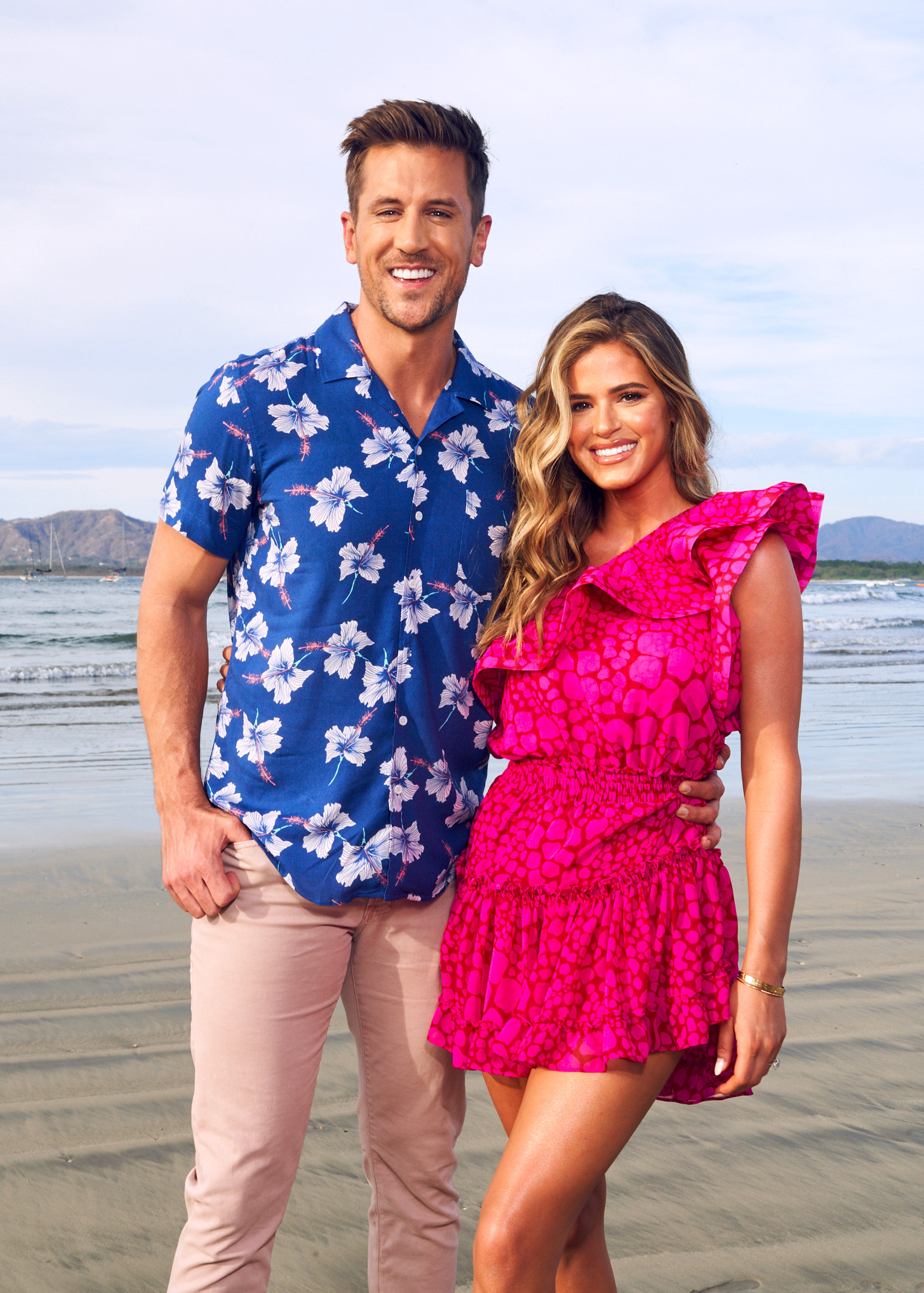 JoJo Fletcher and Jordan Rodgers