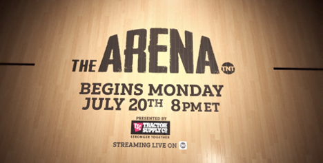 Visit https://app.frame.io/presentations/b150529d-94b4-4b93-9f66-e87cdb4ae509 for a teaser for The Arena
