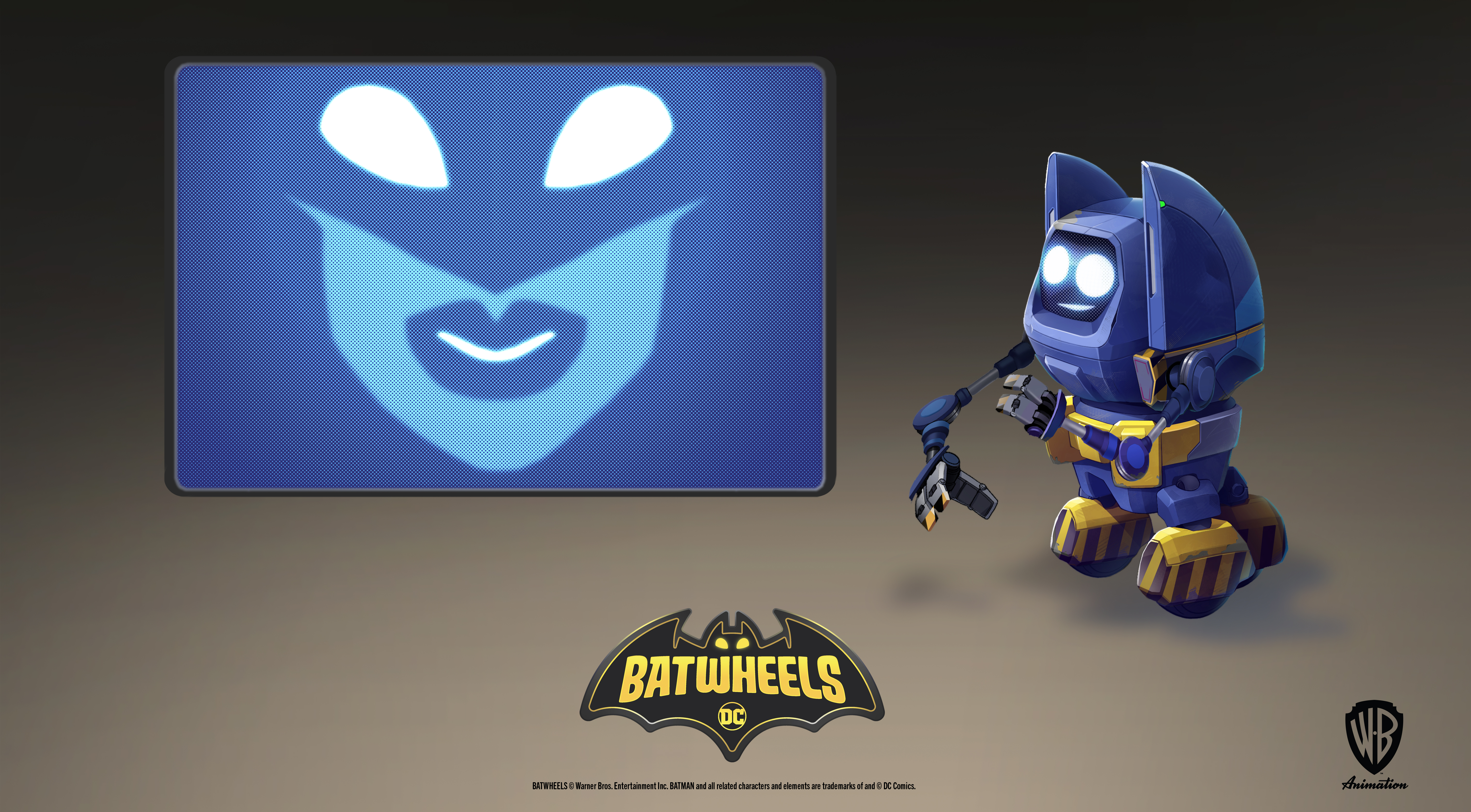 Batwheels Computer_Cast Announcement