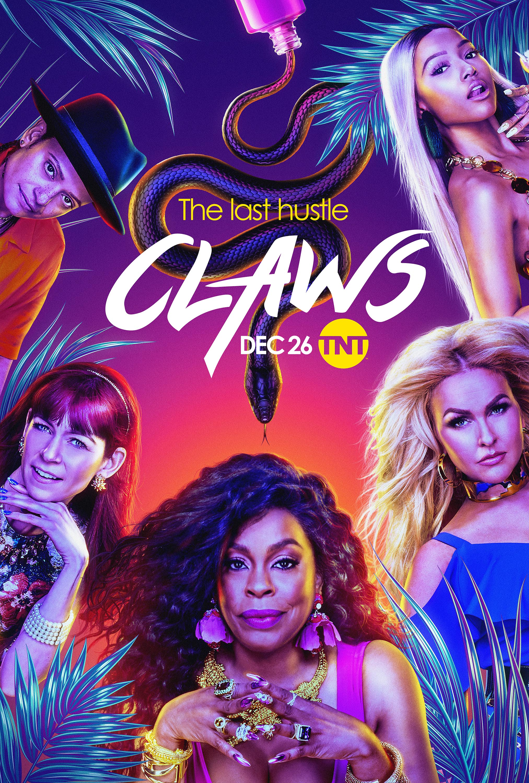 Claws S4 Key art