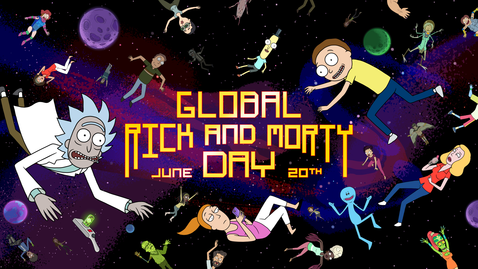 Global Rick and Morty Day