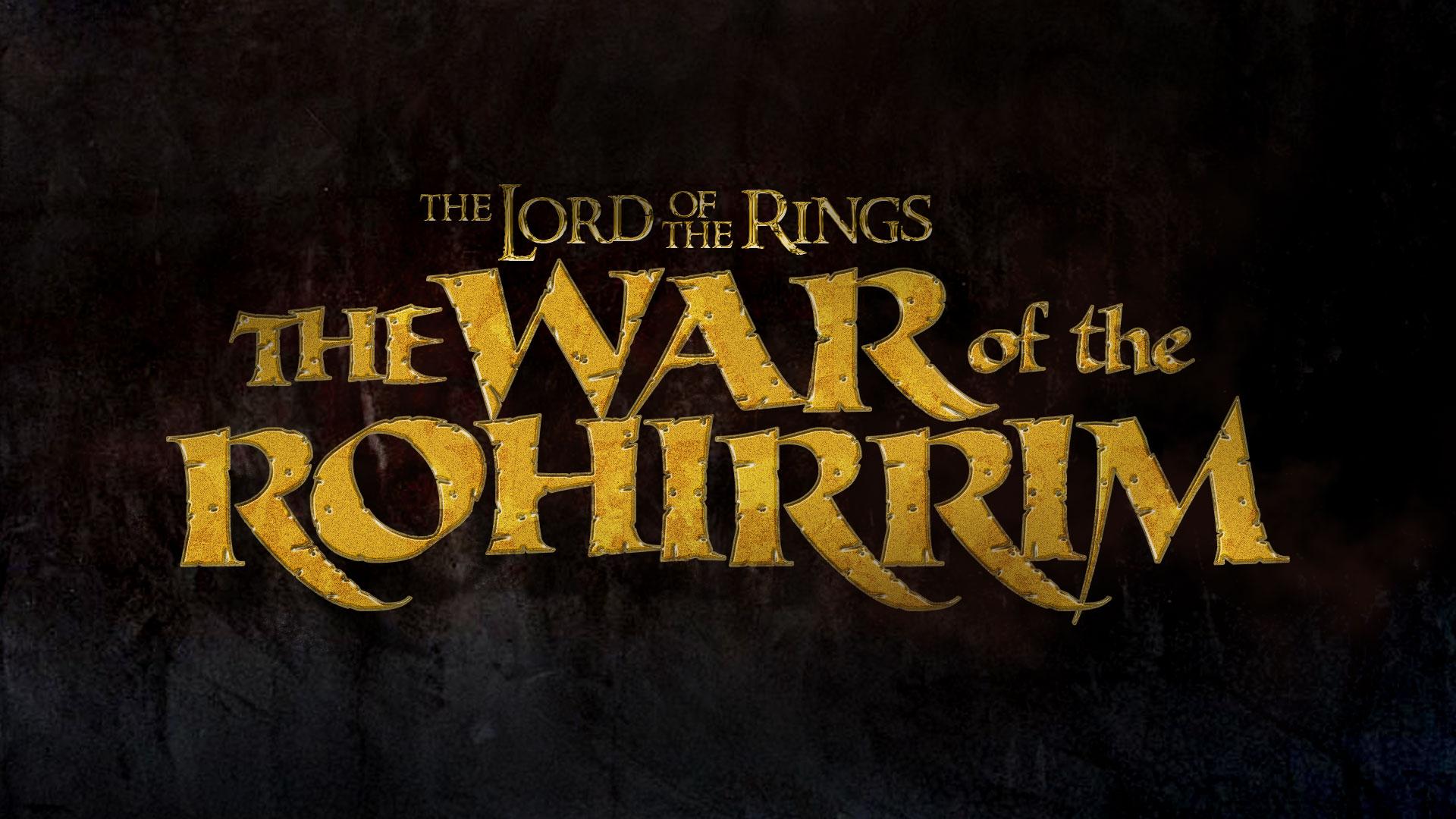 LOTR: The War of the Rohirrim Logo