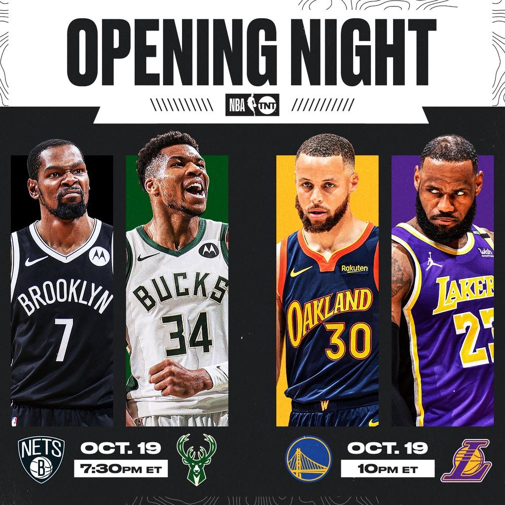 NBA on TNT Opening Night