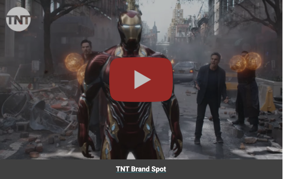 TNT Brand Spot