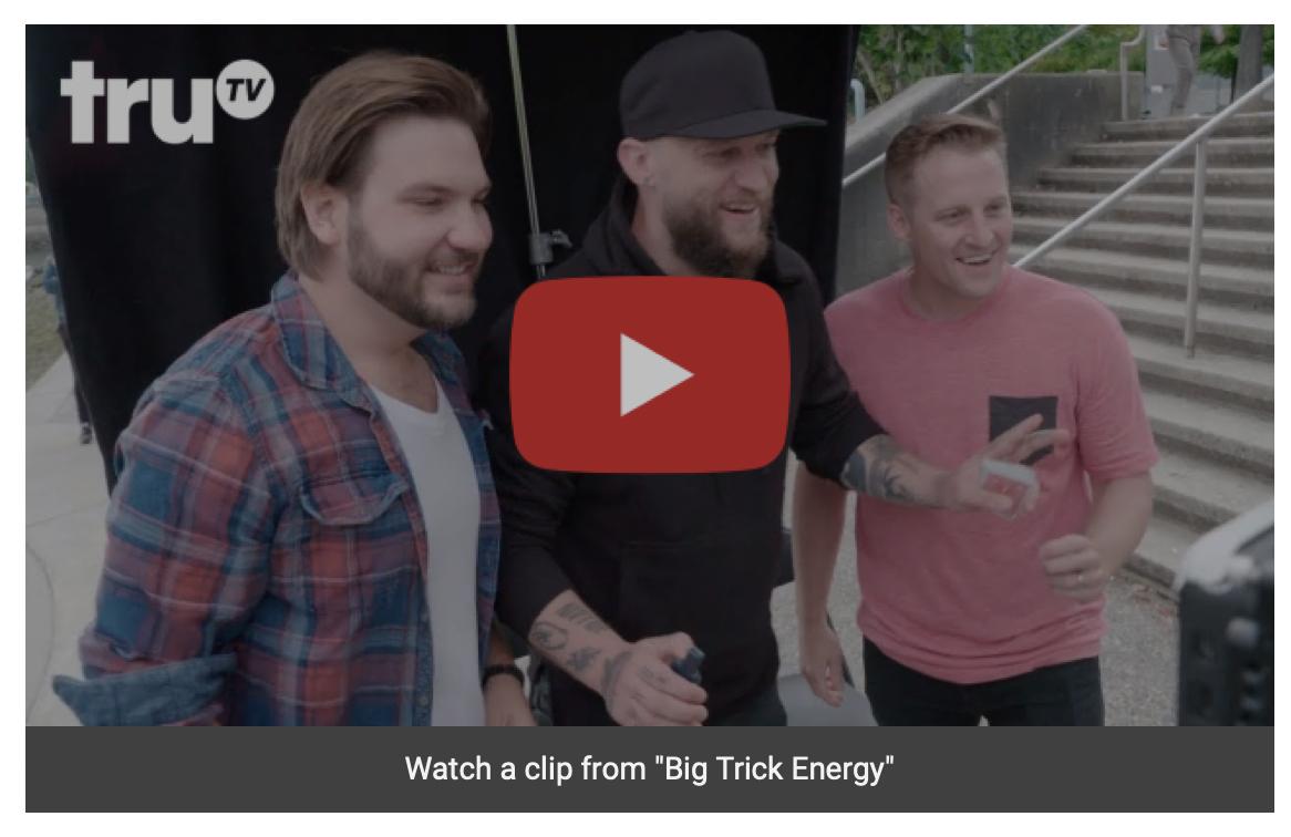 Big Trick Energy Clip