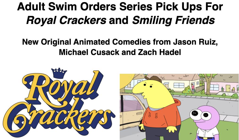 Adult Swim Series Pick Ups_May Upfronts 2021