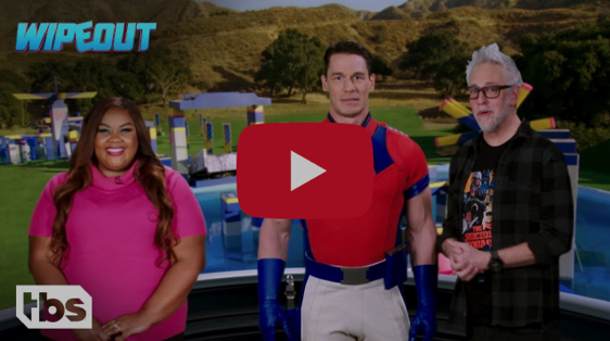 """Watch the """"Wipeout: Suicide Squad Special"""" Teaser Here"""