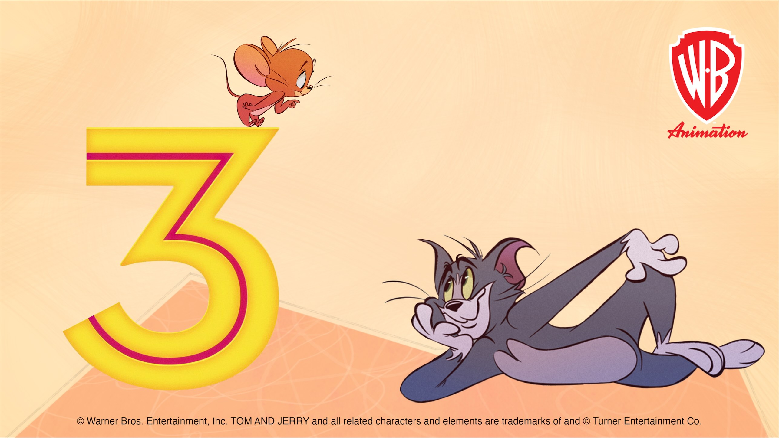 Tom and Jerry Time Greenlight Announcement Image