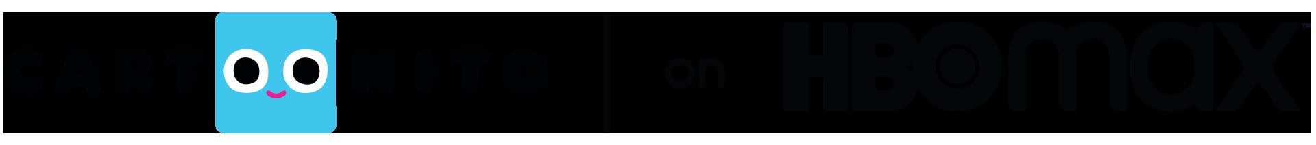 Cartoonito on HBO Max logo