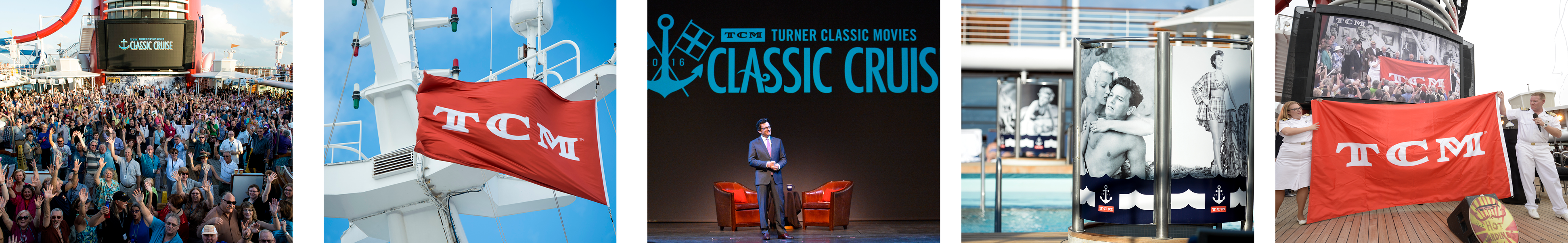 Images from TCM Classic Cruise