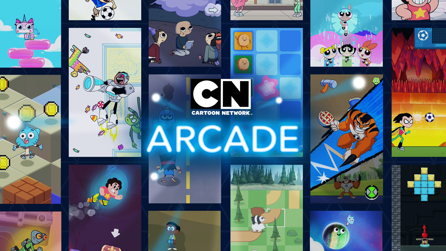 Cartoon Network Presses Play on All-New Gaming App