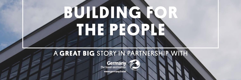 Great Big Story erkundet in Kooperation mit der Deutschen Zentrale für Tourismus die facettenreiche Welt des Bauhauses