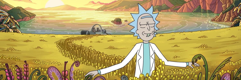 Zeitgleich zur US-Ausstrahlung: Rick and Morty Staffel 4 auf  TNT Comedy