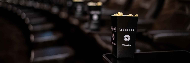 Preview-Screening of TNT Serie Original 4 Blocks, Season 3, at Munich's Gloria Palast