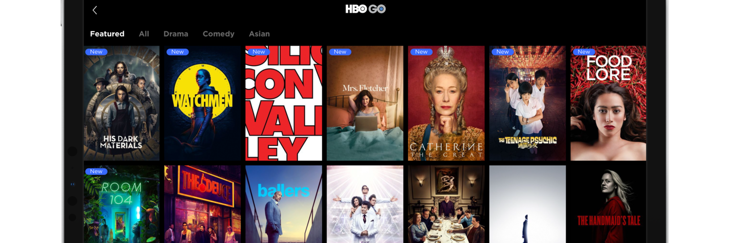 HBO GO LAUNCHES IN THE PHILIPPINES AS A STANDALONE SERVICE