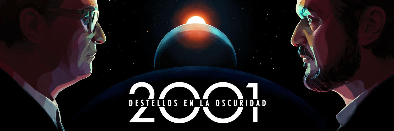 La producción original de TCM '2001 destellos en la oscuridad' nominada al Goya como mejor cortometraje documental