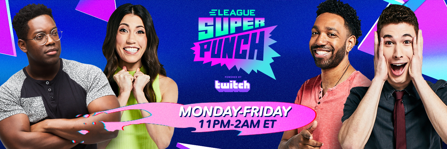 ELEAGUE Super Punch Powered by Twitch