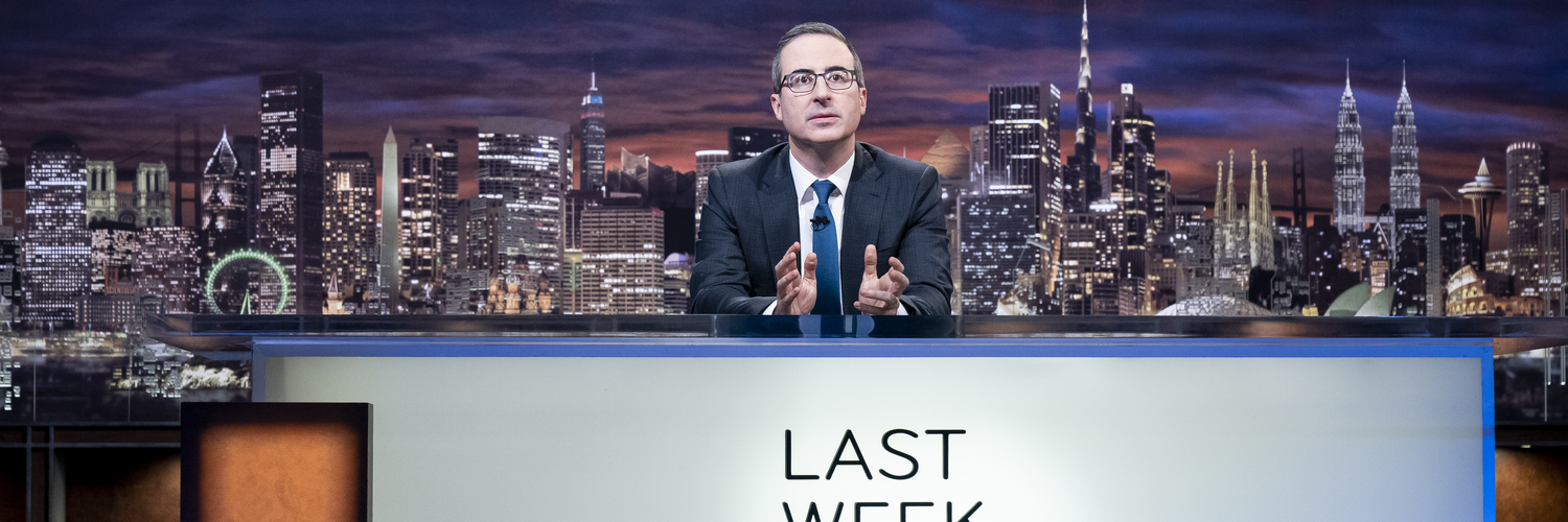 Last Week Tonight with John Oliver Feb. 16 episode
