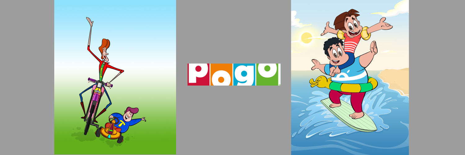 POGO and Cartoon Network Announce Three New Indian Comedies for 2020