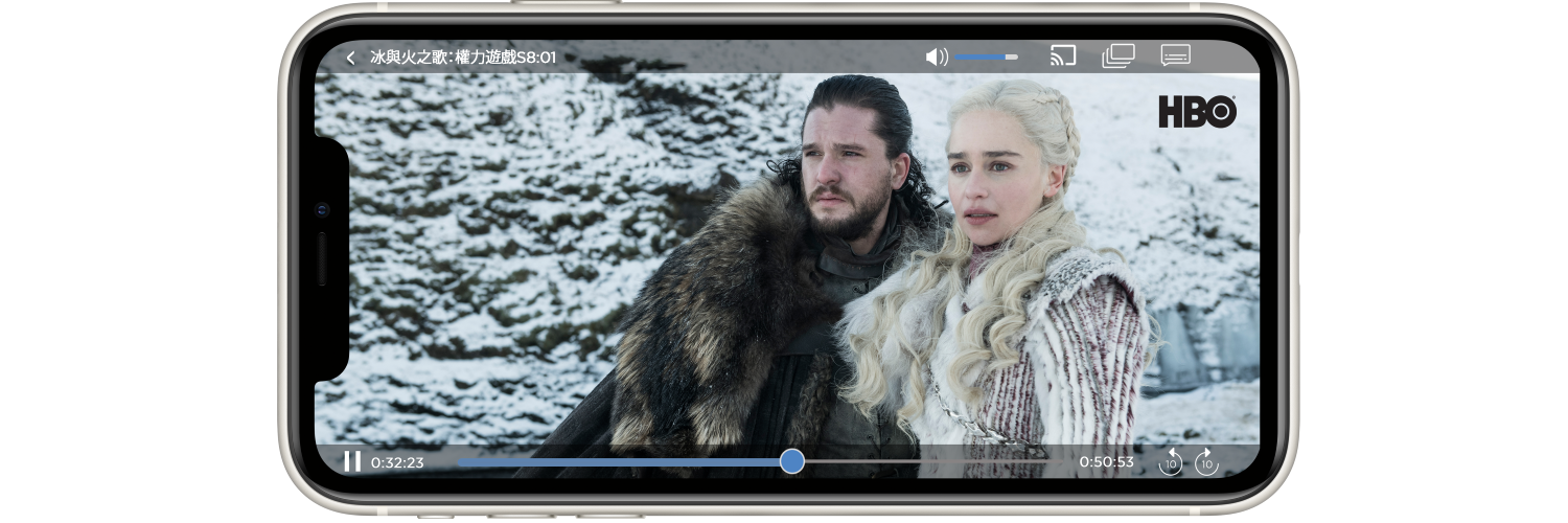 WARNERMEDIA'S 'HBO GO' SECURES NEW DISTRIBUTION PARTNERS IN TAIWAN