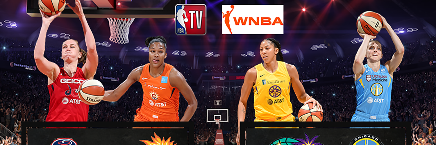 A preview of the first night of WNBA live game coverage on NBA TV.