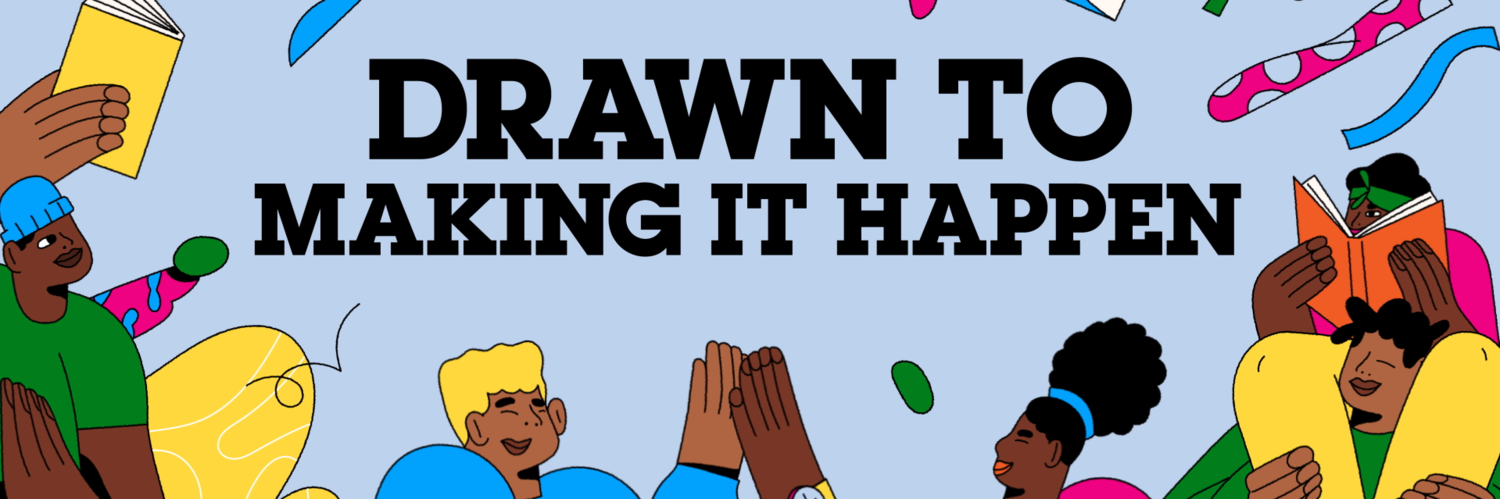 """Drawn to Making it Happen Featuring Sidney Keys III, 15-Year-Old Founder of African American Literature Book Club and Mentor Program, """"Books n Bros"""" Premieres Saturday, Feb. 6"""