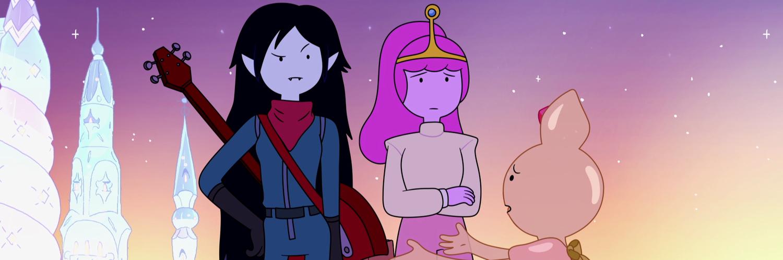 Auf ins Glas-Königreich mit Adventure Time: Ferne Länder: Obsidian, das zweite von vier Specials, am 12. April bei Cartoon Network
