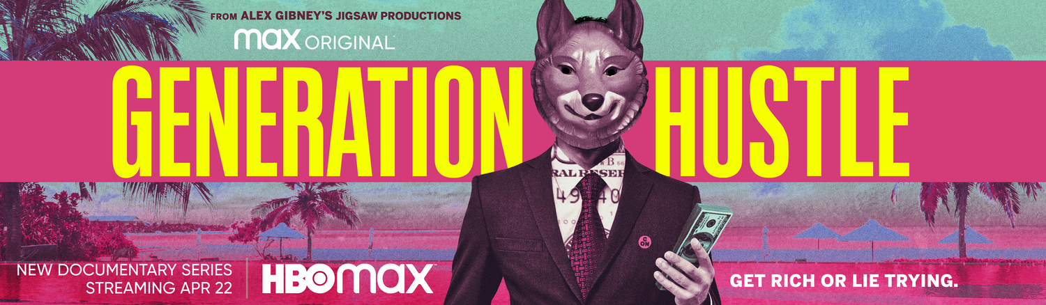HBO Max Debuts Official Trailer and Key Art for Docuseries GENERATION HUSTLE, Premiering April 22
