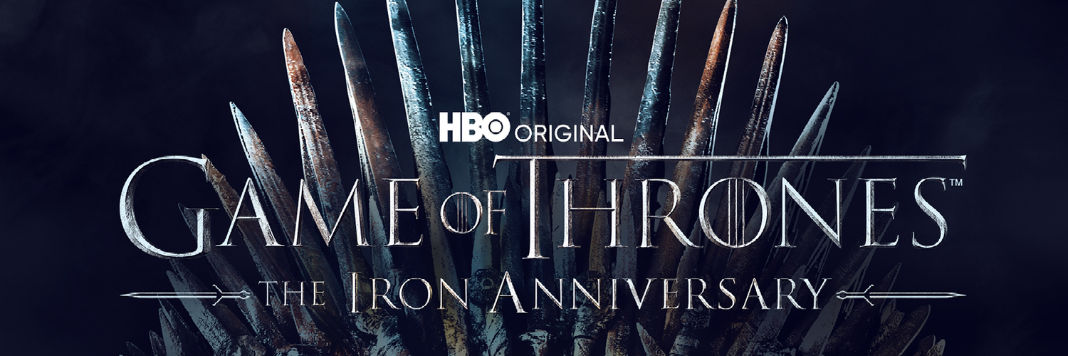 "HBO Announces The Iron Anniversary, A Month-Long Celebration To Commemorate The 10th Anniversary Of ""Game Of Thrones"""