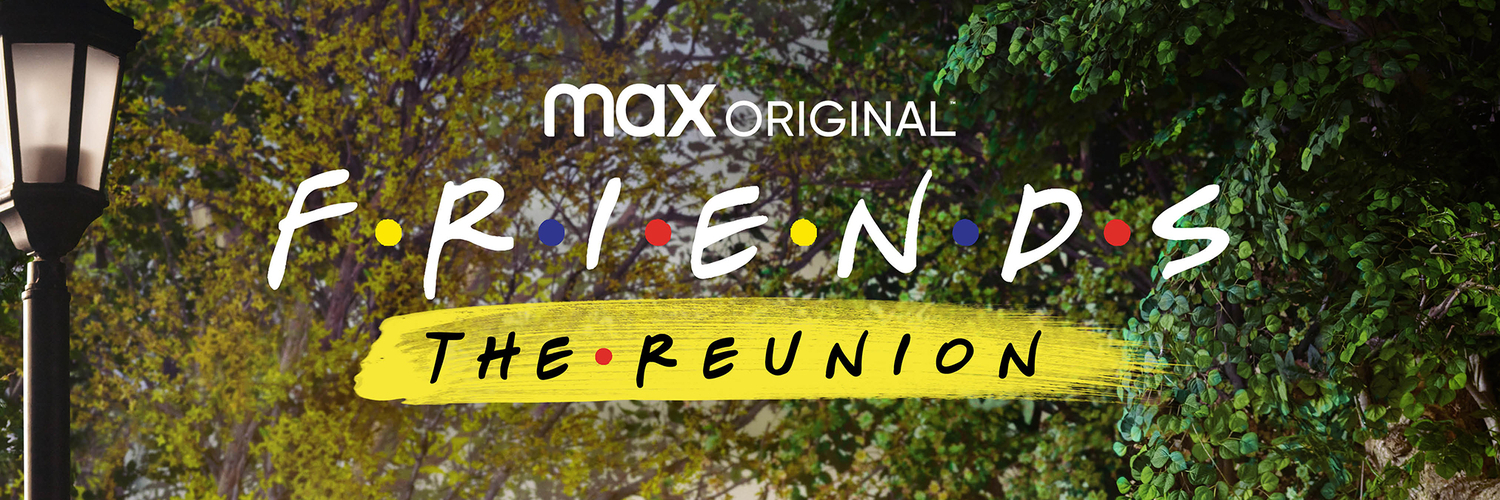 Official Trailer & Key Art Released For HBO Max's FRIENDS: THE REUNION