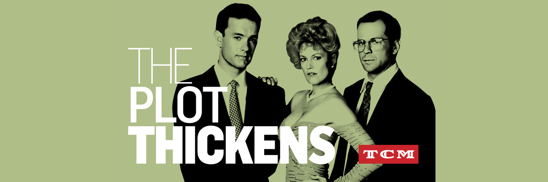 The Plot Thickens Season 2 Logo
