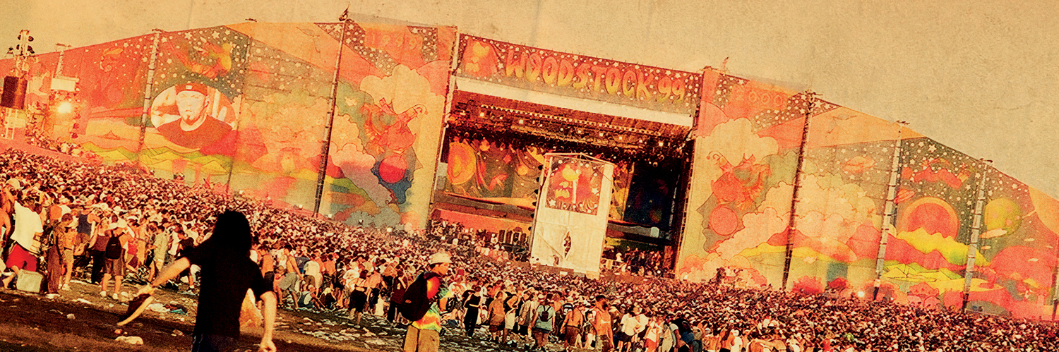 WOODSTOCK 99: PEACE, LOVE, AND RAGE, A Look At How An Iconic Celebration Of Harmony Descended Into Mayhem, Debuts July 23, Marking The 22nd Anniversary Of The Festival