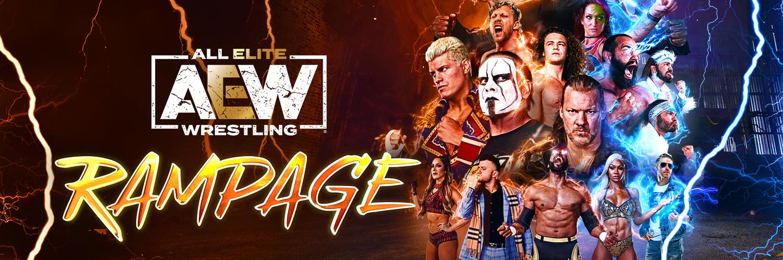 """TNT Serie holt """"All Elite Wrestling: Rampage"""" nach Deutschland"""