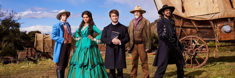 """""""Miracle Workers"""" im Wilden Westen: Deutsche Erstausstrahlung der  dritten Staffel """"Oregon Trail"""" auf Warner TV Comedy"""