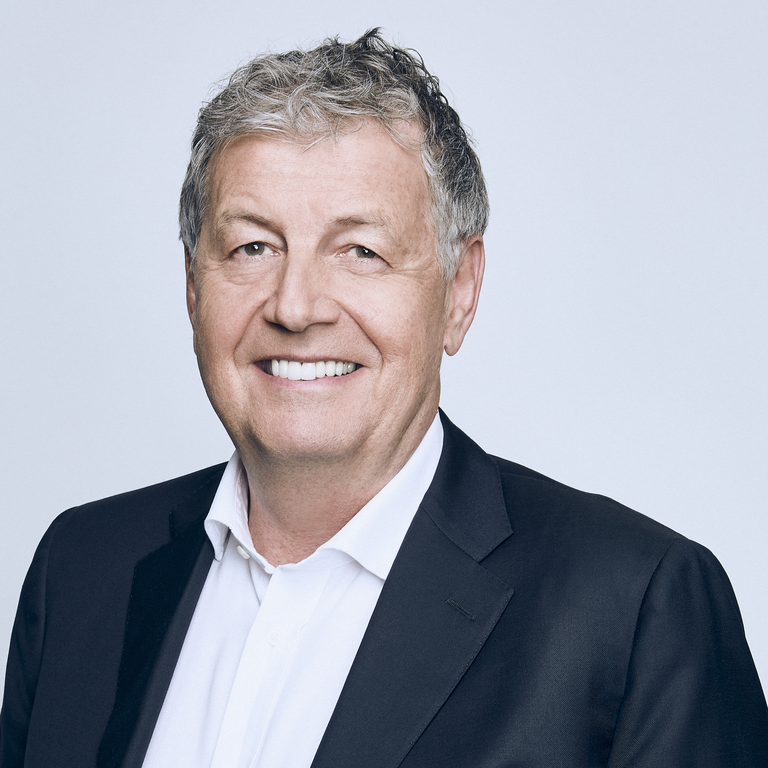 Gerhard Zeiler, President, WarnerMedia International
