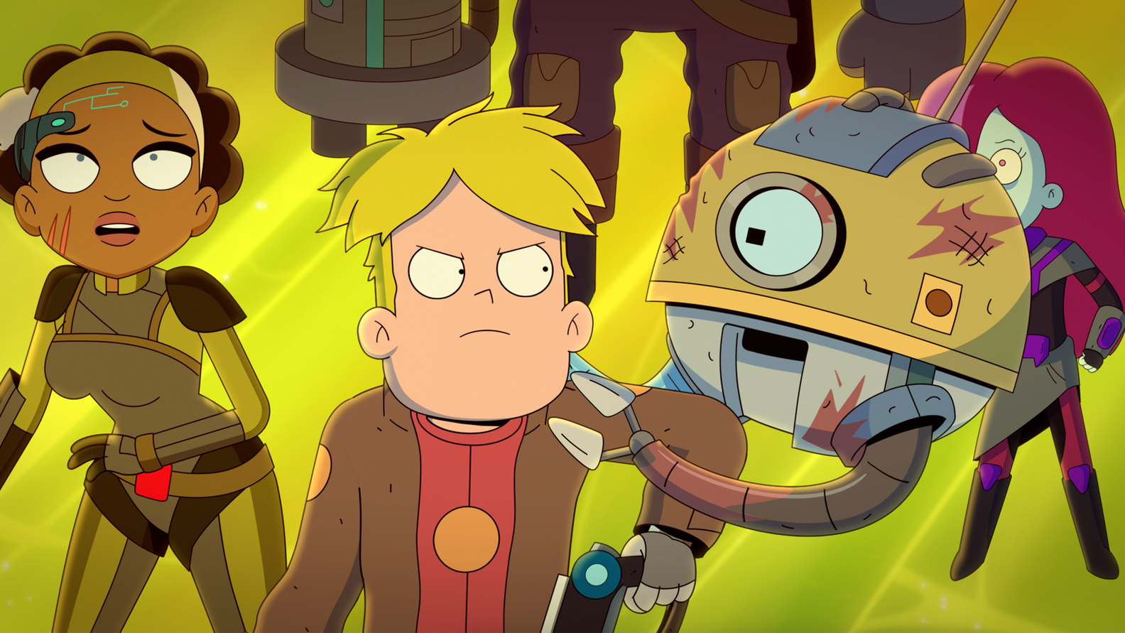 Final Space S2 Image 2