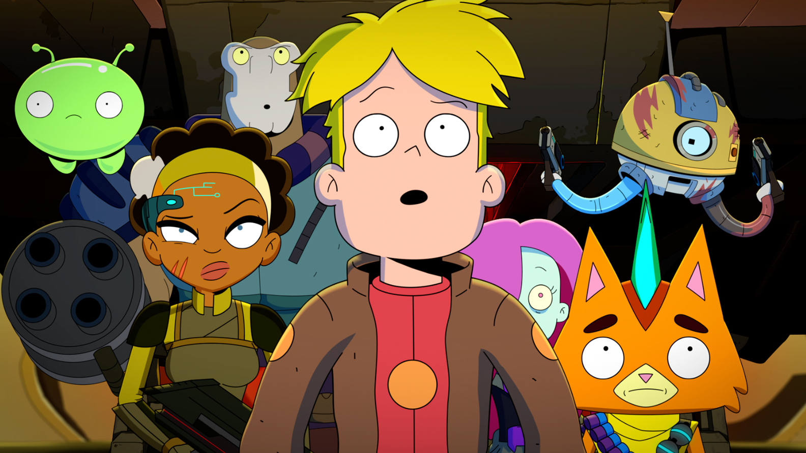 Final Space S2 image 5