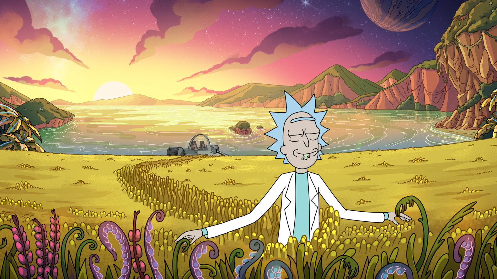 Rick and Morty S4 Image