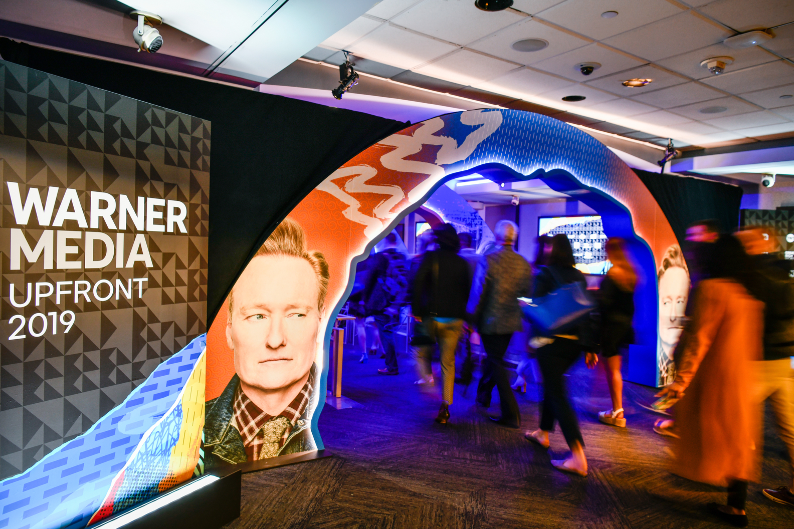 WarnerMedia Upfront 2019 at The Theater at Madison Square Garden on May 15, 2019 in New York City.
