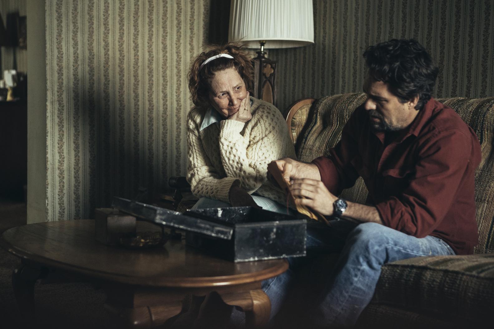 Melissa Leo, Mark Ruffalo