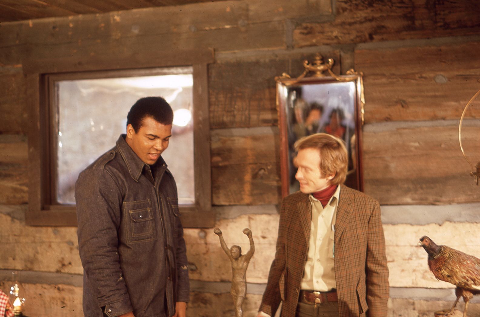 Muhammad Ali, Dick Cavett
