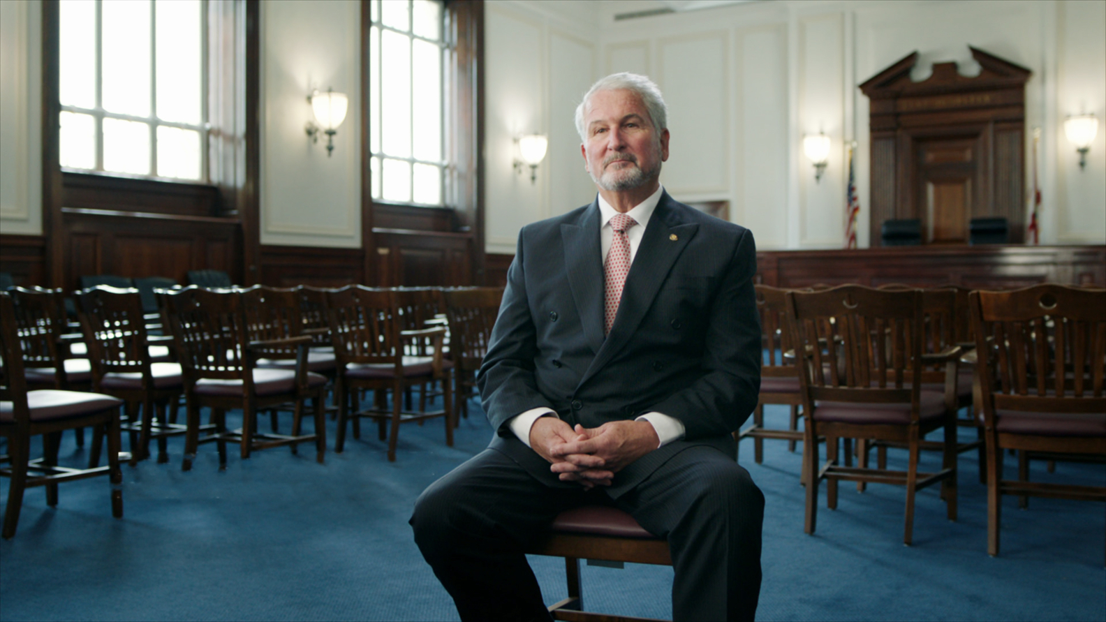 Mark Devereaux, Assistant U.S. Attorney
