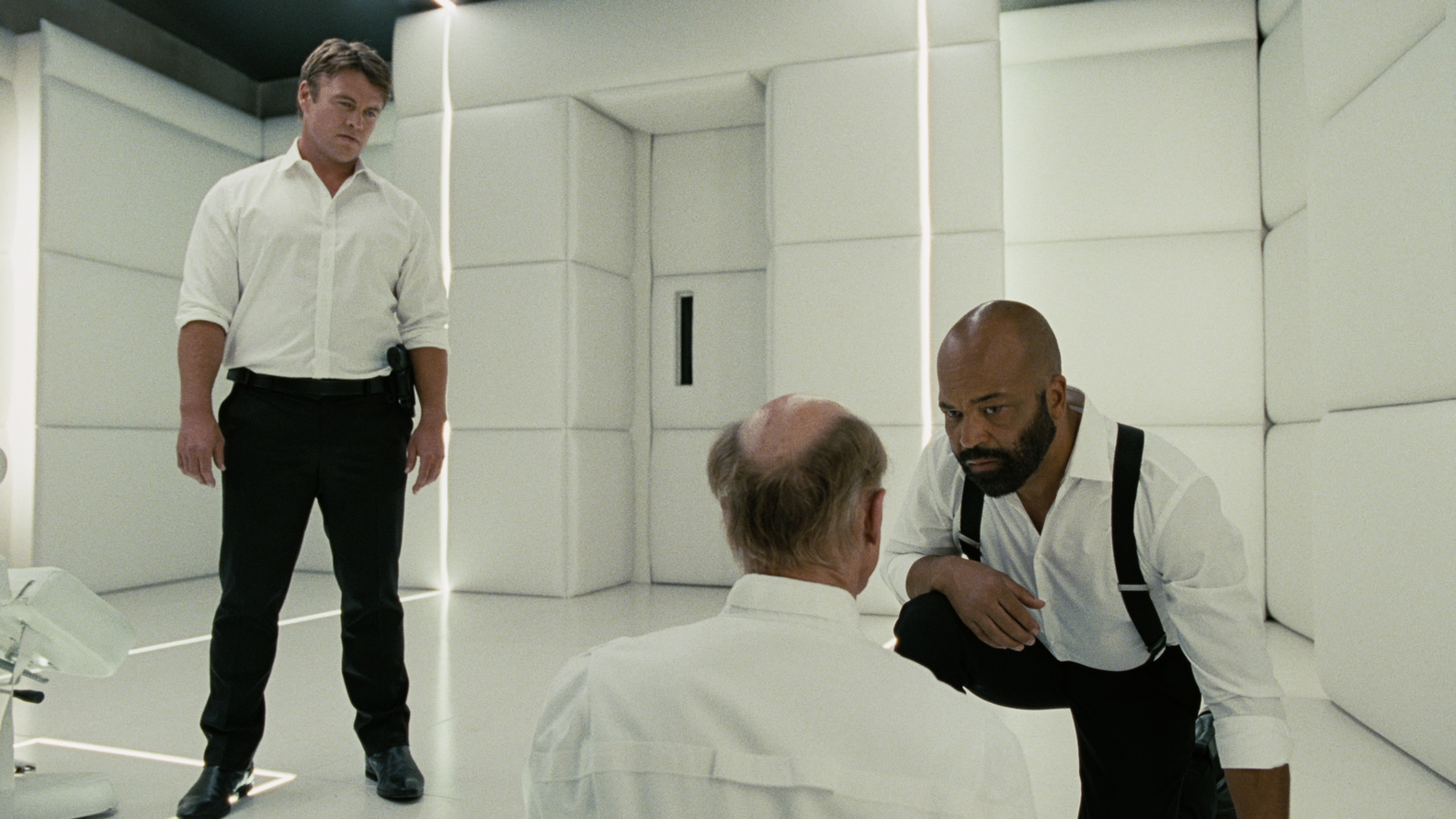 Luke Hemsworth, Jeffrey Wright