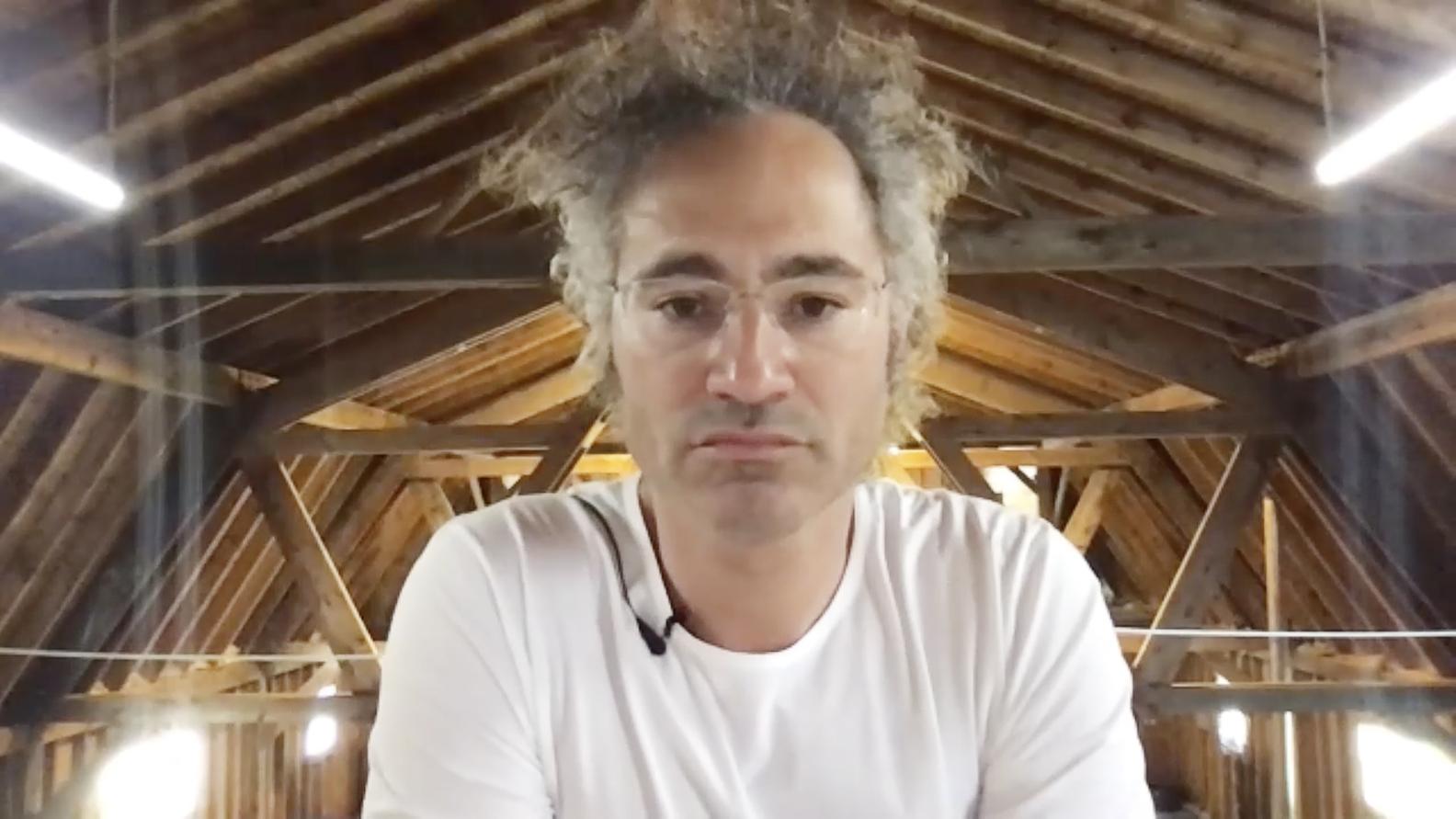 Palantir Co-Founder and CEO Alex Karp