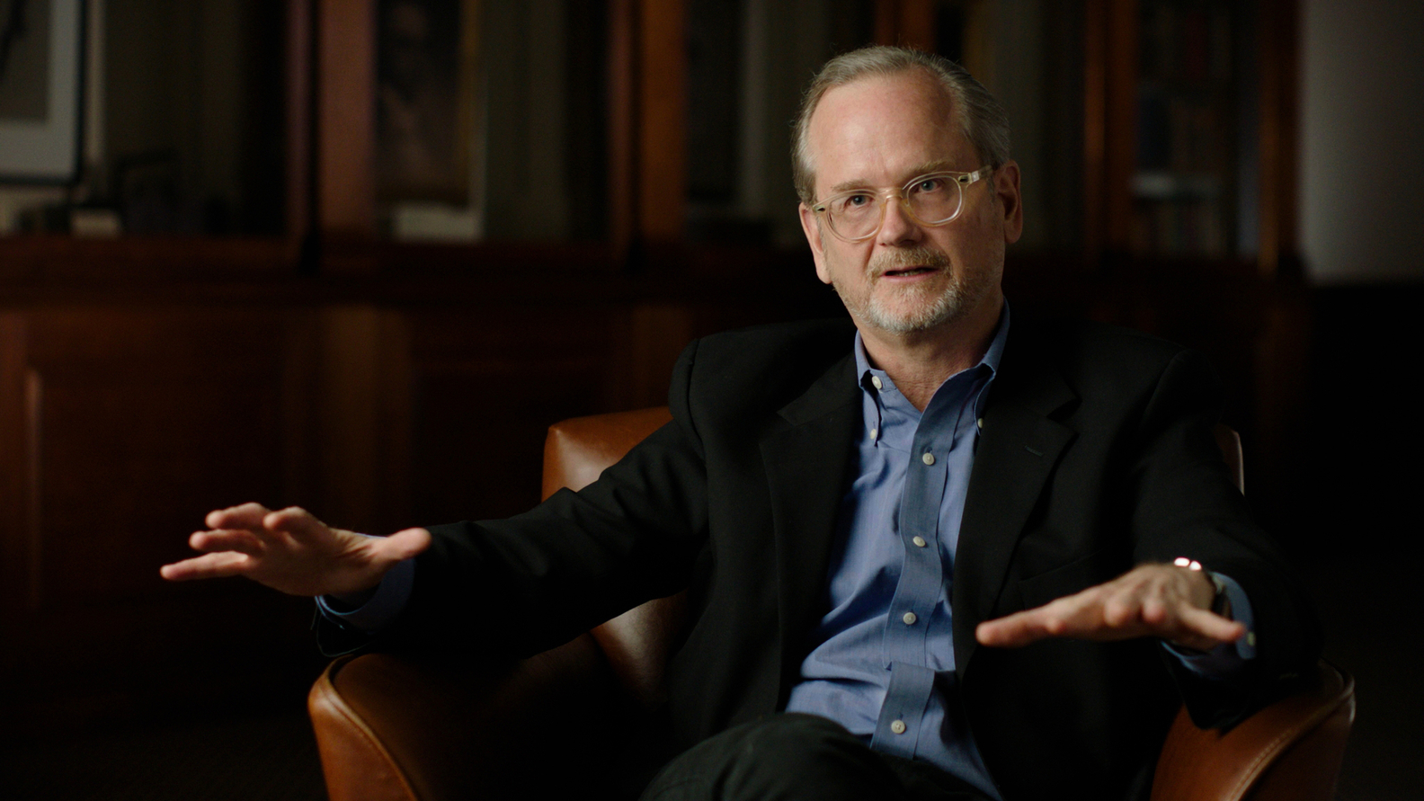 Harvard Law School Professor Lawrence Lessig