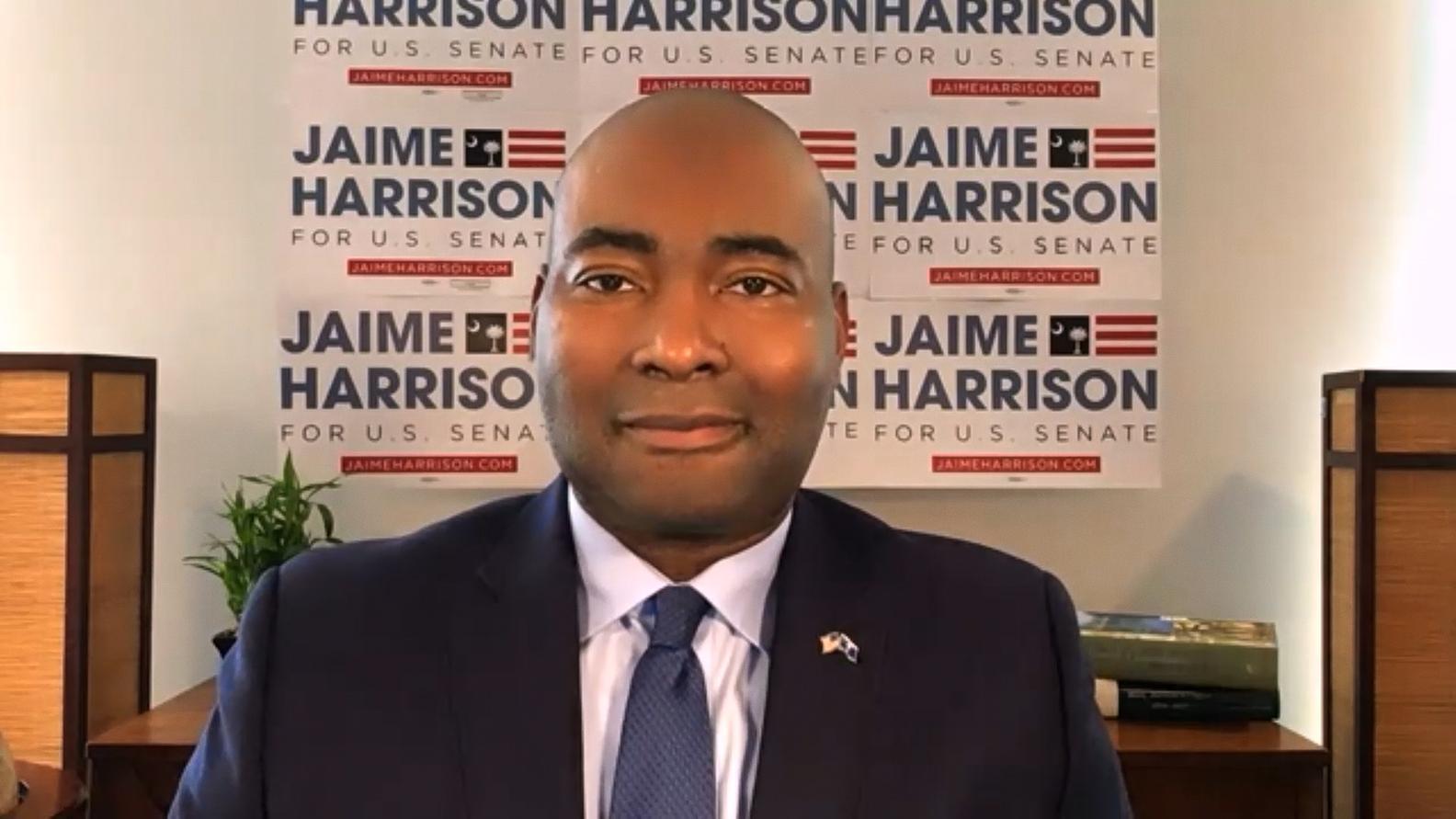 Jaime Harrison, U.S. Senate Candidate (D-SC)