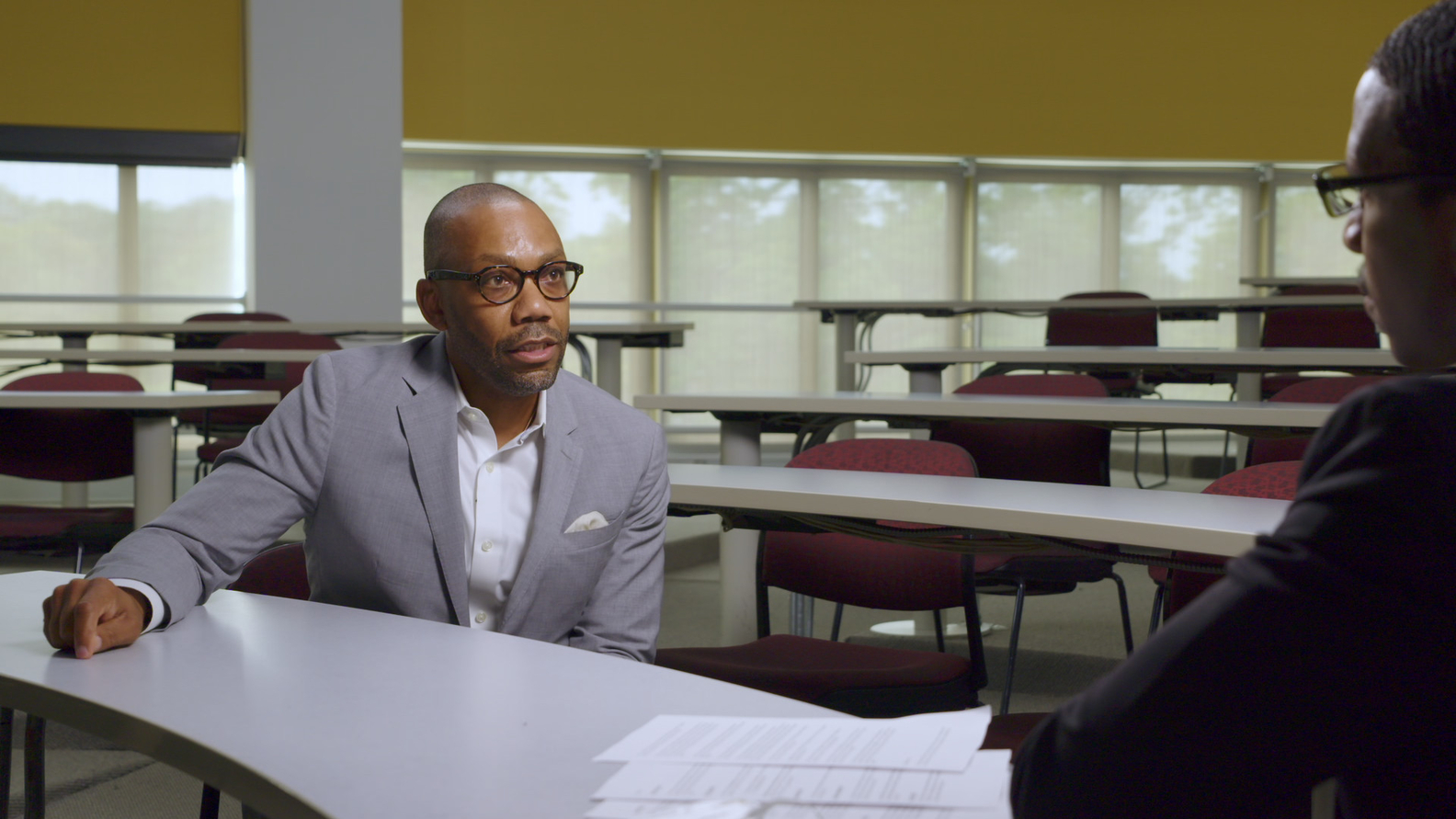 Andre Perry, PhD, Author of Know Your Pride and Axios Markets Editor Dion Rabouin