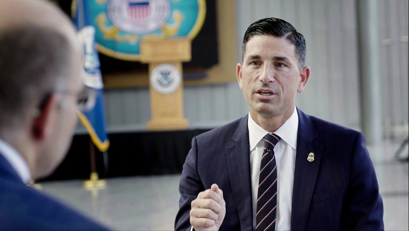 Chad Wolf, Acting Secretary of Homeland Security